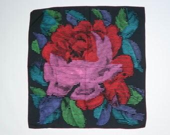 MISSONI - silk scarf