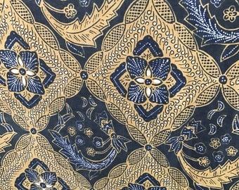 Vintage batik sarong