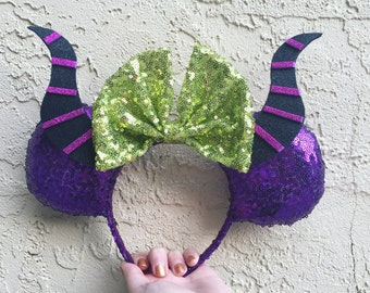 Maleficent Ears!
