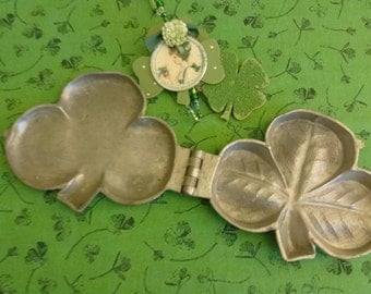 Ice Cream Mold Shamrock