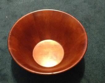 Ex large wooden bowl
