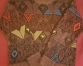 Vintage Dino Milano sweater 90s Large