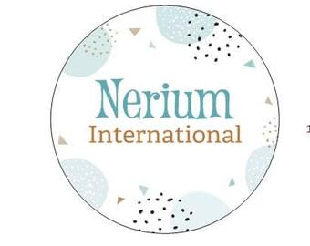 Nerium Sticker 24 a sheet