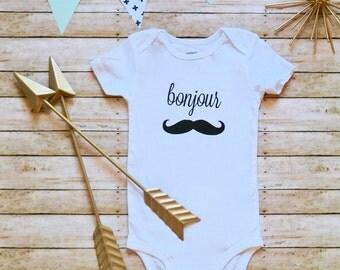 Bonjour Mustache