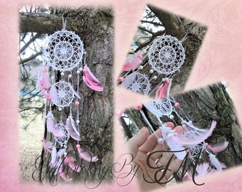 Dream Catcher 1 / FSL- free standing lace