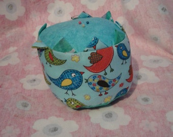 Large pin cushion