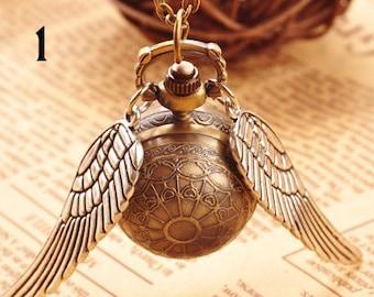 Specialty Pocket Watch Catalogue (Harry Potter)