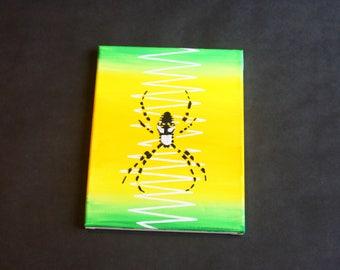 Embroidered Garden Spider
