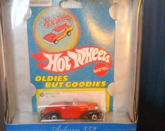 1979 Auburn 852 Hot Wheels 30 Years no 2505