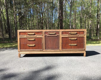 9 Drawer Modernaire dresser