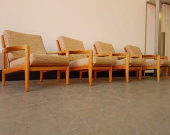 Vintage Chair Design Mid Century Loft Modern