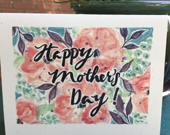 Happy Mother's Day! | Mother's Day Card