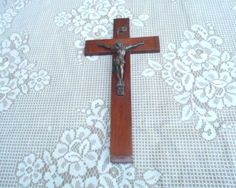 Vintage French Crucifix (C6)