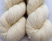 Baa-re! - Superwash Blue Faced Leicester 4 Ply 100g