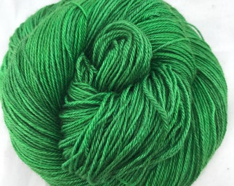 Hillmorton - Superwash Blue Faced Leicester, Silk & Cashmere Splendiferous Sock 100g
