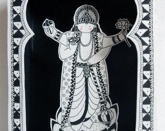 Vishnu - Hindu gods series