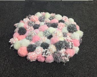Bespoke handmade rug to order