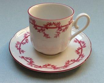 Vintage Seltmann Weiden tea cup and saucer