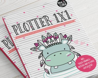 Plotter 1 x 1 soft cover