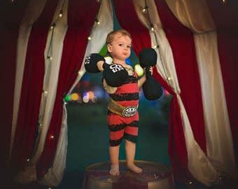 Circus Digital Backdrop Pack