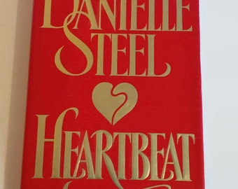 Heartbeat by Danielle Steel  Hardcover  1st Edition   Romance