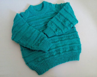 A beautiful sweater for Boy or Girl aged four to five