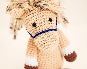 HORSE PIEM MINI handmade animal/studio photography prop/children photography/unique gift
