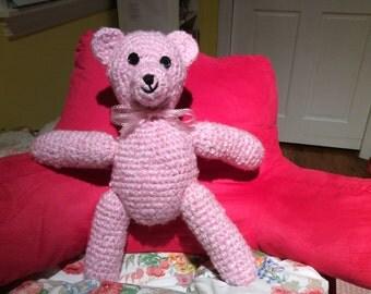 Custom Crocheted Stuffed Animal