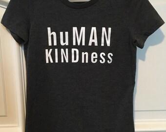 Women's HuMAN KINDness T-Shirt