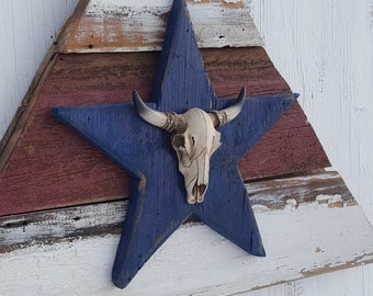 Bull Skull Wall Decor cow skull decor southwestern decor faux taxidermy head