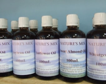 Sunflower Oil **100mL**
