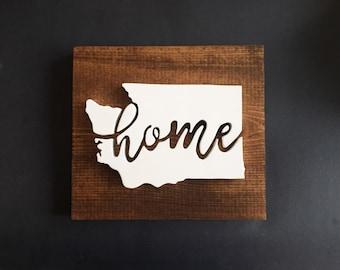 Washington state   Custom   Home