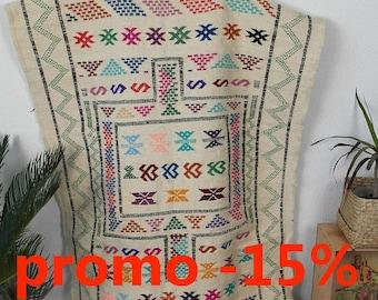 kilim rug / Berber carpet / rug wool
