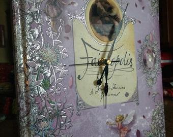 Fairyopolis Book Clock