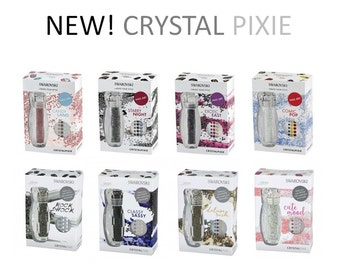 Swarovski Crystal Pixie Nail Art Kit - ALL colours