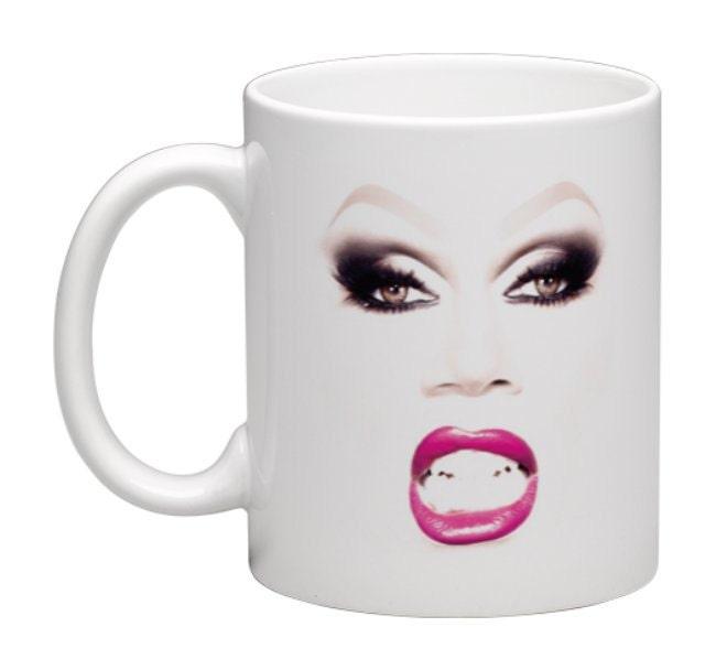 Rupaul S Drag Race Inspired Coffee Mug Gift By