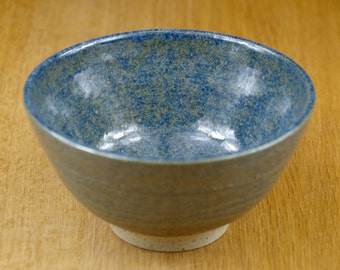 Small Ceramic Bowl, Stoneware Bowl, Rice Bowl, Pottery Bowl, Tea Bowl, Cereal Bowl, Handmade Bowl