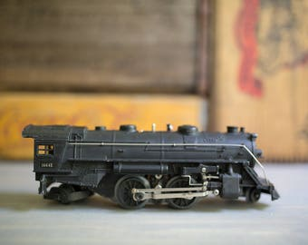 Lionel Gunmetal Steam Locomotive 1664e