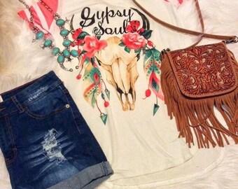 Gypsy Soul Top