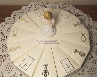 Box cake confirmation / communion