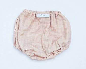 Baby bloomer (3-12 months) - naturally dyed