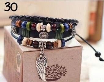 Colorful Men's Bracelets