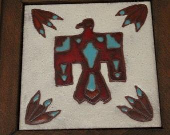Native American Thunderbird Wall Decor Art
