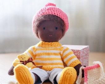 Waldorf doll Thea