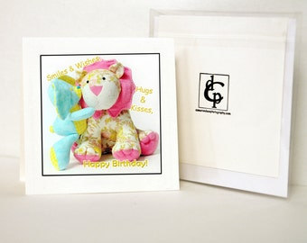 Birthday Card ~Child