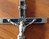 Vintage Cross // Vintage German Pectoral Cross