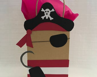 Pirate party bags