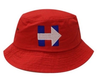 Hillary Bucket Hat Campaign 2016  Free Shipping Clinton Cap