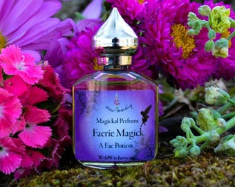 Faerie Magick Perfume~For Connecting with the Faerie Realm