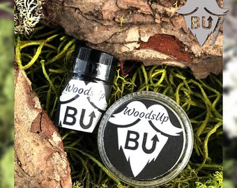 BeardUp Sample Size Beard Oil and Balm